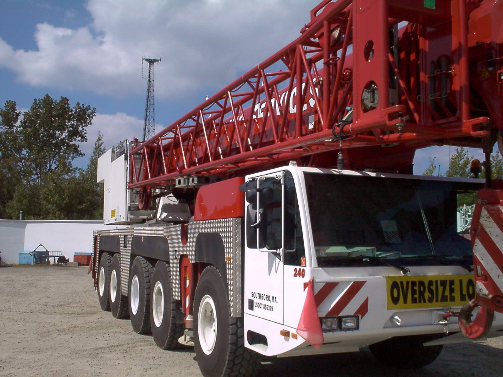 A majestic Demag