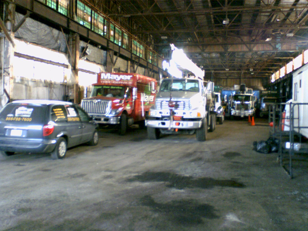 Worcester, MA - Preparing to perform many inspections